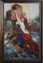 Картина из бисера Чудесное спасение